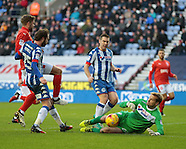 Wigan Athletic v Huddesfield Town 02/01/2017