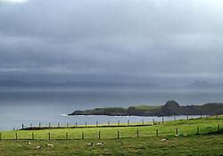 UK SCOTLAND ISLE OF SKYE 8OCT13 - Landscape near Staffin on the Isle of Skye, western Scotland.<br /> <br /> jre/Photo by Jiri Rezac<br /> <br /> © Jiri Rezac 2013