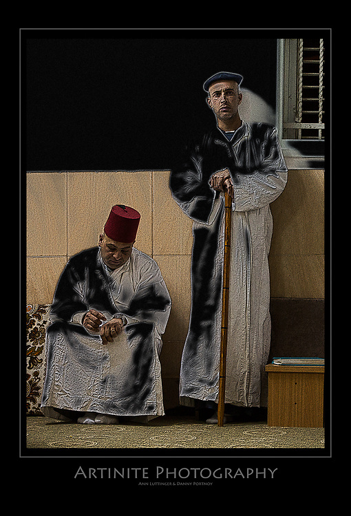 Samaritans in Palestine
