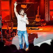 Thomas Rhett performs at Merriweather Post Pavilion on May 09, 2015.