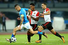 Napoli v Feyenoord - 26 Sept 2017