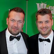 NLD/Scheveningen/20111106 - Premiere musical Wicked, Jeroen Kijk in de Vegte en partner