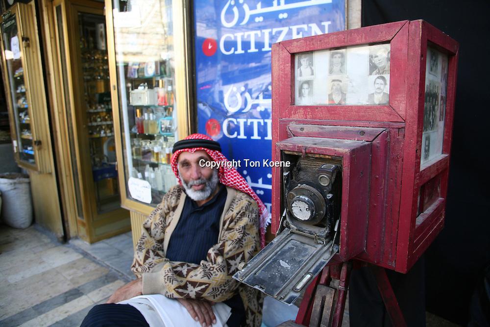 traditional photographer in Amman, Jordan