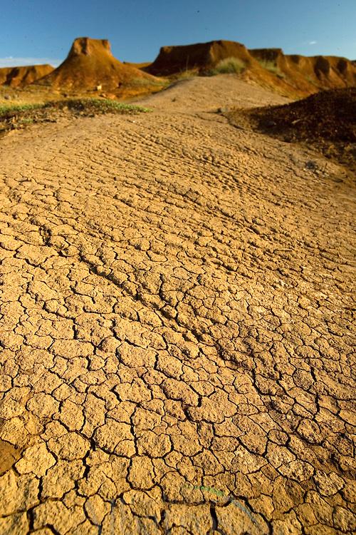 El desierto del Sarigua, tambi&eacute;n conocido como el Parque Nacional Sarigua, est&aacute; ubicado en el distrito de Parita, Provincia de Herrera en Panam&aacute;. Tiene una superficie de 8 000 hect&aacute;reas y tambi&eacute;n es el &uacute;nico desierto de la Rep&uacute;blica de Panam&aacute;.1<br /> <br /> Este desierto tiene una antig&uuml;edad de m&aacute;s de 11 000 a&ntilde;os, el cual es una de las zonas m&aacute;s antiguas de Panam&aacute; y es considerado como una de las tierras m&aacute;s secas del pa&iacute;s.<br />  <br /> El desierto cuenta con una gran variedad de especies de flora como los manglares y el laurel. La fauna est&aacute; representada por los pel&iacute;canos, el alcedines y abundantes mariposas.<br /> <br /> &copy;Alejandro Balaguer/Fundaci&oacute;n Albatros Media.