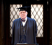 Forty Years On <br /> by Alan Bennett <br /> at Festival Theatre Chichester , Great Britain <br /> press photocall <br /> 25th April 2017 <br /> <br /> Richard Wilson as Headmaster <br /> <br /> <br /> <br /> <br /> <br /> <br /> Photograph by Elliott Franks <br /> Image licensed to Elliott Franks Photography Services