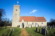 Church of Saint Margaret, Shottisham, Suffolk, England