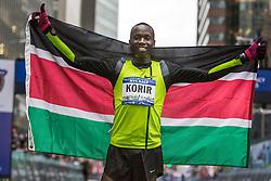 Leonard Korir, winner, Nike