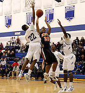 2012 - Beavercreek at Dunbar High School Basketball