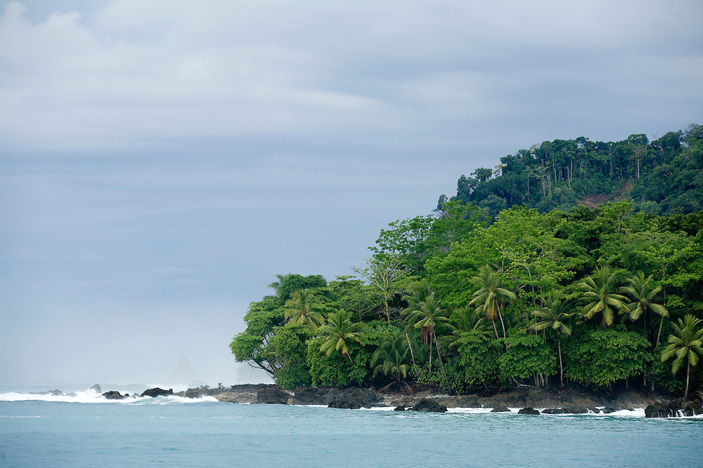 Matapalo point is a famous surf spot in Osa Peninsula in the southern region of Costa Rica. The Osa Region is a national park of extreme importance to Costa Rica.
