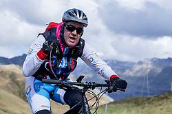 16-09-2017 FRA: BvdGF Tour du Mont Blanc day 7, Beaufort<br /> De laatste etappe waar we starten eindigen we ook weer naar een prachtige route langs de Mt. Blanc / Marcos