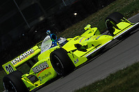 Ed Carpenter, Honda 200, Mid-Ohio Sports Car Course, Lexington, OH USA  8/9/08