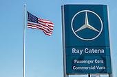 Ray Catena Mercedes - Union