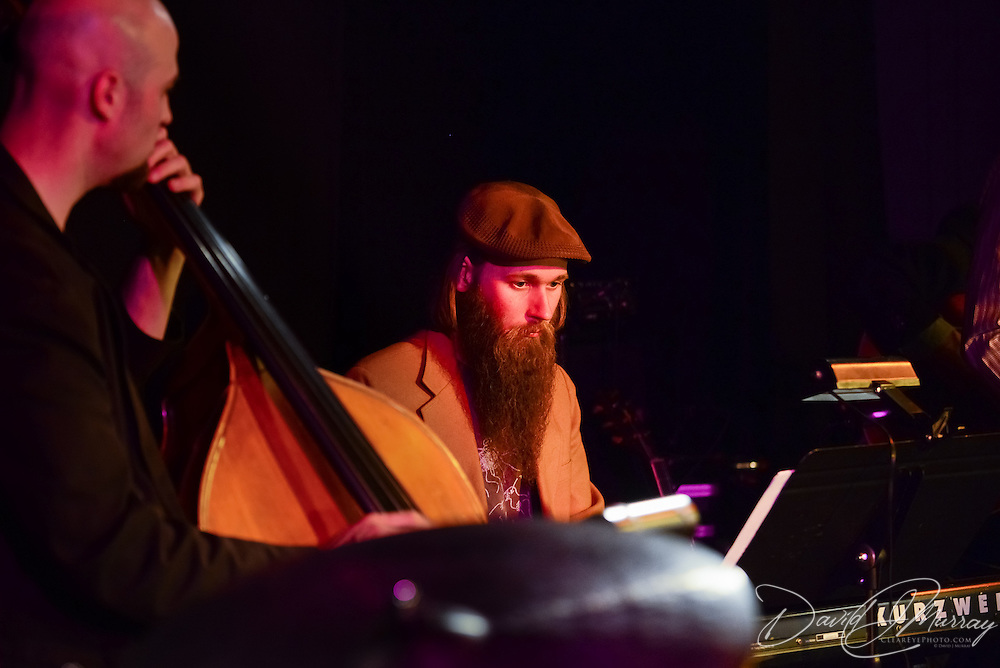 Pianist and PMAC faculty member Mike Effenberger performs in Jazz Night 2013 at The Loft in Portsmouth, NH