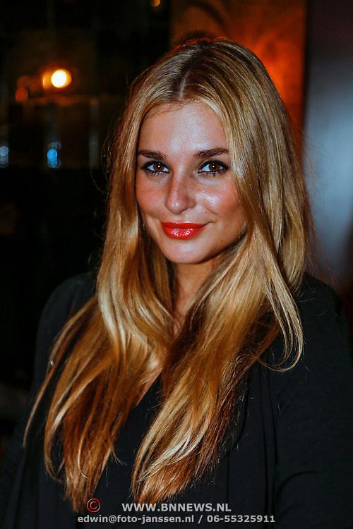 NLD/Amsterdam/20121126 - Bekendmaking FHM 500 Mooiste Meisjes 2012, Gaby Blaaser
