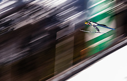 23.03.2019, Planica, Ratece, SLO, FIS Weltcup Ski Sprung, Skiflug, Teambewerb, Finale, im Bild Timi Zajc (SLO) // Timi Zajc of Slovenia during the team competition of the Ski Flying Hill individual competition of the FIS Ski Jumping World Cup Final 2019. Planica in Ratece, Slovenia on 2019/03/23. EXPA Pictures © 2019, PhotoCredit: EXPA/ JFK