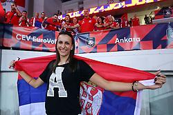 2019 VOLLEYBALL WOMEN'S EUROPEAN CHAMPIONSHIP<br /> ITALY - SERBIA<br /> ANKARA (TURKEY) SEPTEMBER 7TH, 2019