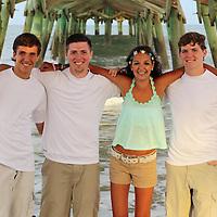 Farno Family in Surfside Beach