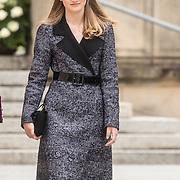 LUX/Luxemburg/20190504 - Funeral of HRH Grand Duke Jean/Uitvaart Groothertog Jean, Prinses Elisabeth van Belgie