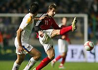 Miroslav Klose Deutschland<br /> EM-Qualifikation Zypern - Deutschland<br /> Cyprus - Germany <br /> Kypros - Tyskland<br /> Norway only