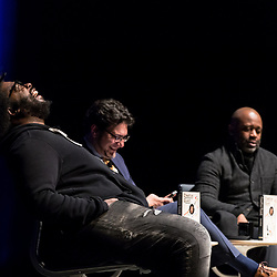Questlove for Chicago Humanities Fest.