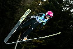 Yuka Seto of Japan competes during Team Competition at Day 2 of World Cup Ski Jumping Ladies Ljubno 2019, on February 9, 2019 in Ljubno ob Savinji, Slovenia. Photo by Matic Ritonja / Sportida