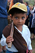 A LITTLE BOY FROM LAMUD.