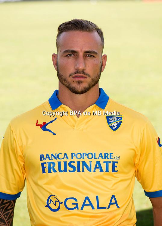 Italian League Serie A -2015-2016 / <br /> ( Frosinone Calcio ) - <br /> Leonardo Blanchard