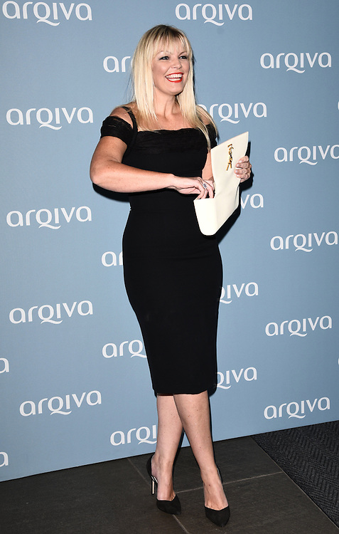 Kate Thornton attends The Arqiva Commercial Radio Awards at The Round House, Chalk farm Road, London on Wednesday 8 July 2015