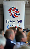 20120606 Team GB. Announcement.  Windsor Berks. UK