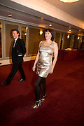 SADIE FROST, The Laurence Olivier Awards, The Grosvenor House Hotel. Park Lane. London. 8 March 2009 *** Local Caption *** -DO NOT ARCHIVE -Copyright Photograph by Dafydd Jones. 248 Clapham Rd. London SW9 0PZ. Tel 0207 820 0771. www.dafjones.com<br /> SADIE FROST, The Laurence Olivier Awards, The Grosvenor House Hotel. Park Lane. London. 8 March 2009