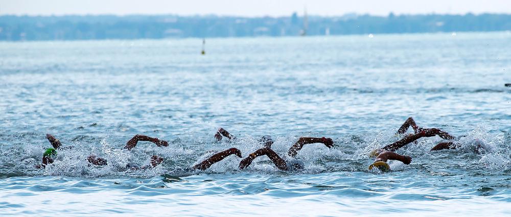 Women's 10Km <br /> Open Water Swimming Balatonfured<br /> Day 03  16/07/2017 <br /> XVII FINA World Championships Aquatics<br /> Lake Balaton Budapest Hungary  <br /> Photo Andrea Staccioli/Deepbluemedia/Insidefoto