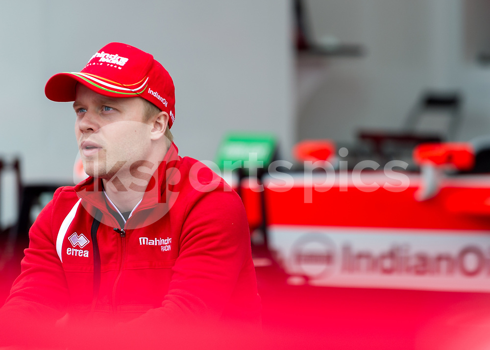 Felix Rosenqvist (SWE) of Mahindra Racing Formula E Team during the Berlin FIA Formula E ePrix 2017 at Tempelhof Airport, Berlin, Germany on 10 June 2017. Photo by Vince Mignott.