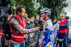 Yves Lampaert (BEL) of Topsport Vlaanderen - Baloise, wins Arnhem Veenendaal Classic , UCI 1.1, Veenendaal, The Netherlands, 22 August 2014, Photo by Thomas van Bracht