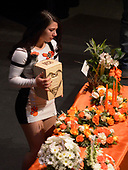 Casey Jordan Funeral and Bonfire