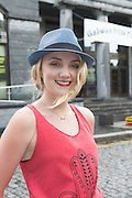 07/07/2015 REPRO free <br />  World Premiere and opening film of the Galway Film Fleadh which runs till Sunday. Evanna Lynch, known worldwide for her role as Luna Lovegood (pictured) in the Harry Potter films will star in the title role as Emily.   Michael Smiley (Kill List, A Field in England) plays her father Robert and newcomer George Webster plays Arden.<br /> Photo:Andrew Downes : XPOSURE