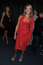 TRACEY EMIN at the GQ Men of the Year 2011 Awards dinner held at The Royal Opera House, Covent Garden, London on 6th September 2011.