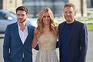 031615 'Cinderella' Madrid photocall