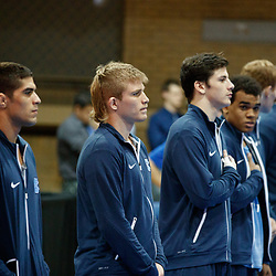 2017-02-08 Duke Blue Devils wrestling vs. North Carolina Tar Heels