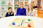 Koningin Maxima bezoekt Maxima Kinderziekenhuis