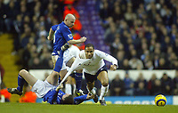 1/1/2005 - FA Barclays Premiership - Tottenham Hotspur v Everton - White Hart Lane<br />