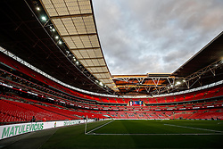 General View inside Wembley Stadium - Photo mandatory by-line: Rogan Thomson/JMP - 07966 386802 - 27/03/2015 - SPORT - FOOTBALL - London, England - Wembley Stadium - England v Lithuania UEFA Euro 2016 Qualifier.