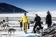 Mongolia - 3 Genghis Khan Ice Marathon 2016