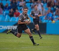 PRETORIA, SOUTH AFRICA - MAY 06: Tim Bateman of the Crusaders scores a try during the Super Rugby match between Vodacom Bulls and Crusaders at Loftus Versfeld on May 06, 2017 in Pretoria, South Africa.<br /> (Photo by Anton Geyser/Gallo Images)