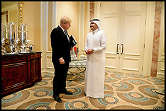 APR 20 2013 Boris opens the Institute for Infrastructure Studies in Doha