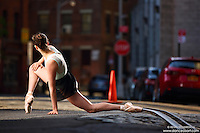 Dance As Art Photography Project- Dumbo Brookyn New York with Emily Malamet