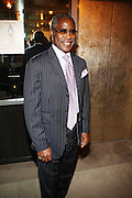 Ed Lewis at Rev. Al Sharpton's 55th Birthday Celebration and his Salute to Women on Distinction held at The Penthouse of the Soho Grand on October 6, 2009 in New York City
