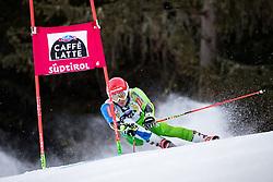19.12.2016, Grand Risa, La Villa, ITA, FIS Ski Weltcup, Alta Badia, Riesenslalom, Herren, 1. Lauf, im Bild Zan Kranjec (SLO) // Zan Kranjec of Slovenia in action during 1st run of men's Giant Slalom of FIS ski alpine world cup at the Grand Risa race Course in La Villa, Italy on 2016/12/19. EXPA Pictures © 2016, PhotoCredit: EXPA/ Johann Groder