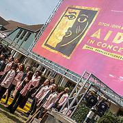 NLD/Rosmalen/20190416 - persmiddag Aida in Concert, presentatie April Darby