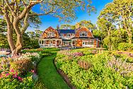 Garden, Noyack Bay Sunset, Bay View Ct, North Haven, NY