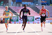 Makenson Gletty (FRA) competes in Decathlon during the IAAF World U20 Championships 2018 at Tampere in Finland, Day 1, on July 10, 2018 - Photo Julien Crosnier / KMSP / ProSportsImages / DPPI